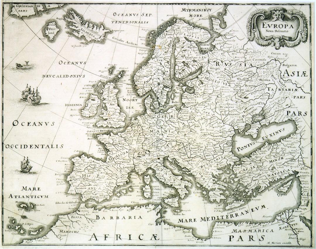 Eurooppa Kartta Jyx Expo