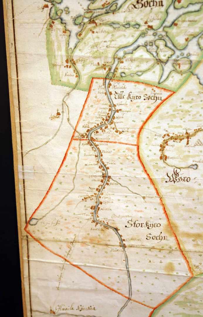 Mustasaari Kartta