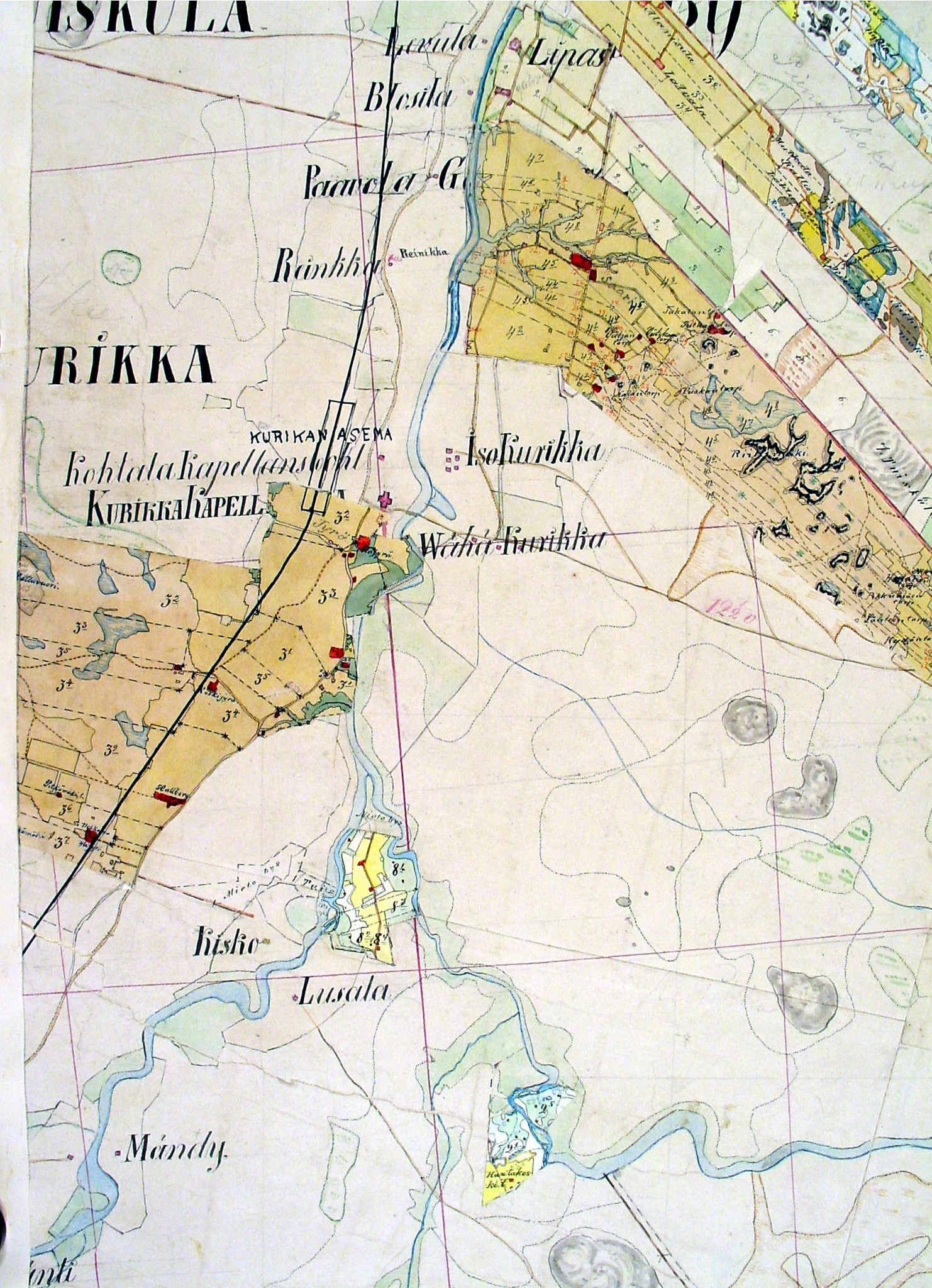 Kurikka Kartta Jyx Expo