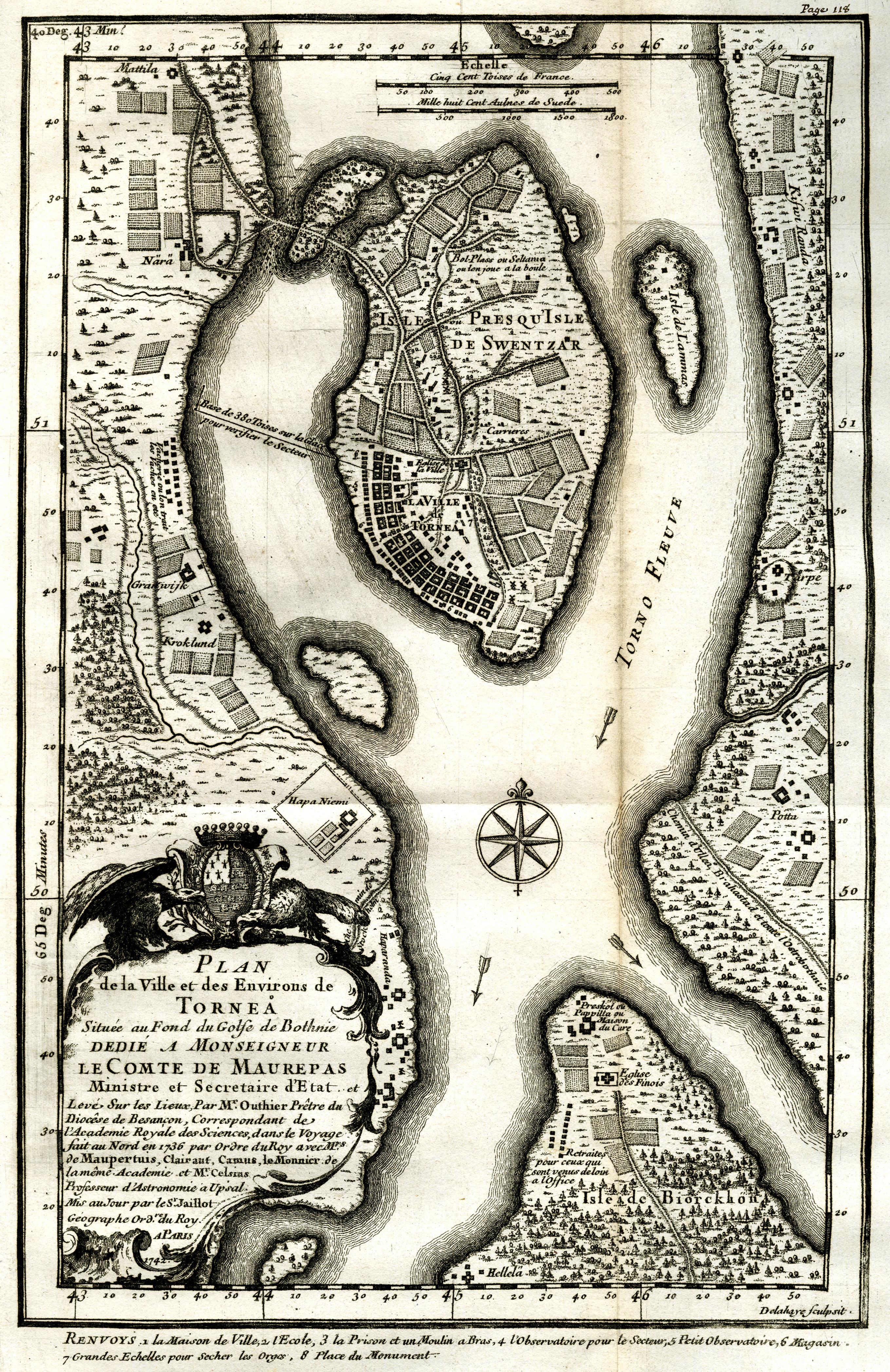Tornion Kartta